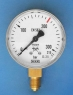 Manometer argon 0-200/315 bar