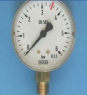 Manometer blank 0-6 bar 63 mm